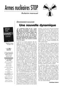 Bull Stop Essais n°226