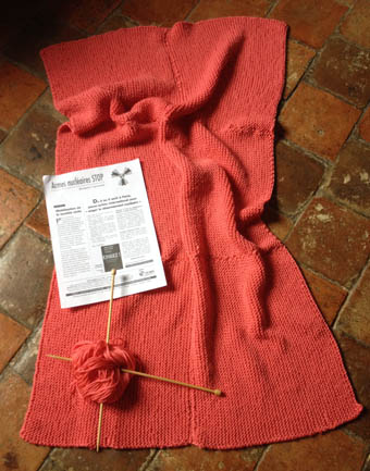 tricot antinucléaire